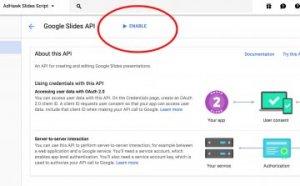 فعال کردن اسلاید در داشبورد گوگل ادز