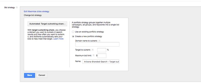 اجرای تنظیمات کمپین