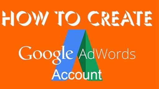 چگونه اکانت گوگل ادوردز خود را بسازم؟