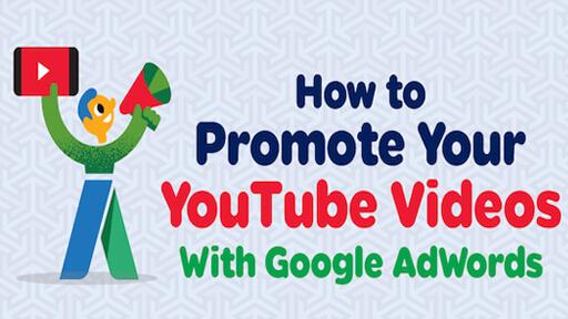 چگونه ویدئوی یوتیوب را به کمک گوگل ادوردز تبلیغ کنیم؟