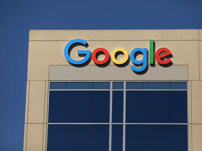 درآمد شرکت گوگل