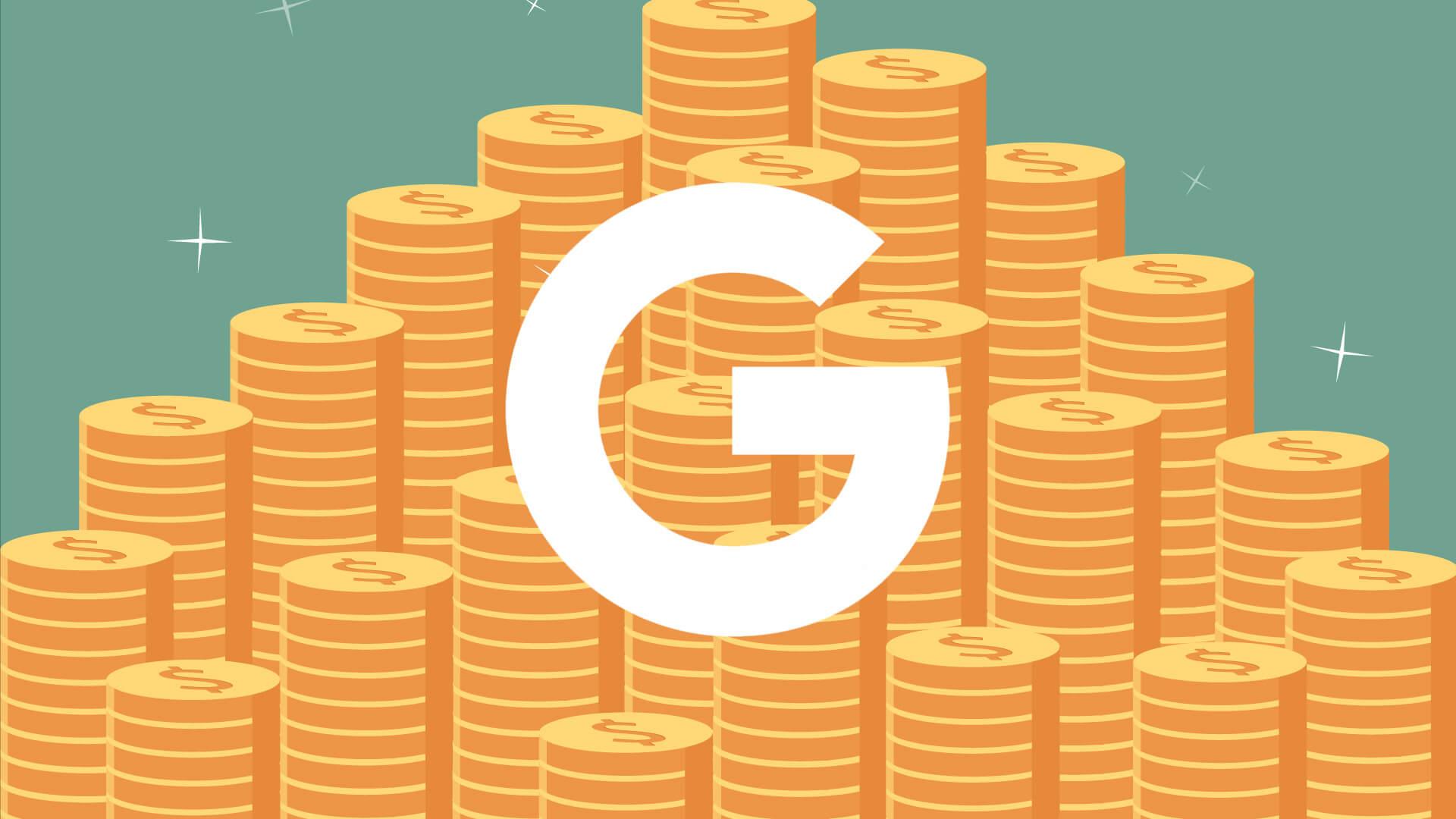 درآمد گوگل چقدر است؟ گوگل چگونه درآمدزایی می کند؟