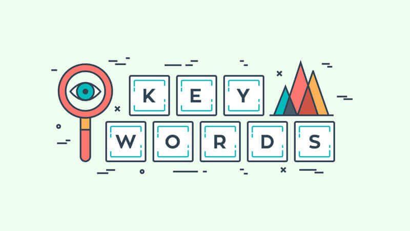 کلمات کلیدی اصلی