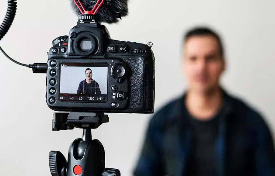 ویدیوهای مصاحبه اختصاصی - روش های ویدیو مارکتینگ