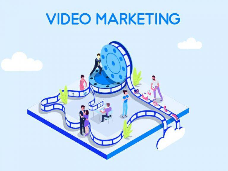 ویدیو مارکتینگ یا بازاریابی ویدیویی چیست و چرا اهمیت دارد؟