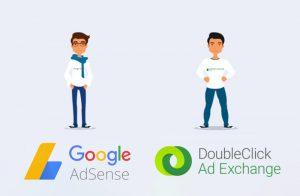 تفاوت بین Google AdSense و AdExchange
