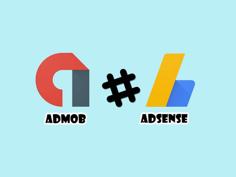 مقایسه تبلیغات در AdSense و AdMob