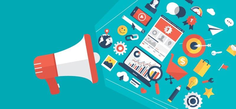 اهمیت تبلیغات در فضای مجازی