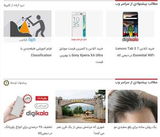 تبلیغات همسان در ایران - اهمیت تبلیغات