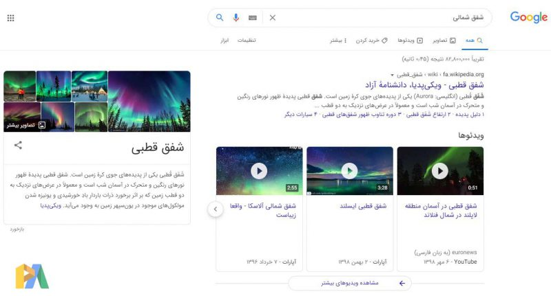 بهینه سازی صفحات سایت برای تصاویر و ویدیو