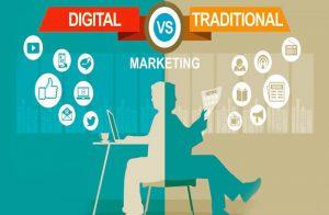 مقایسه تبلیغات آنلاین و تبلیغات چاپی