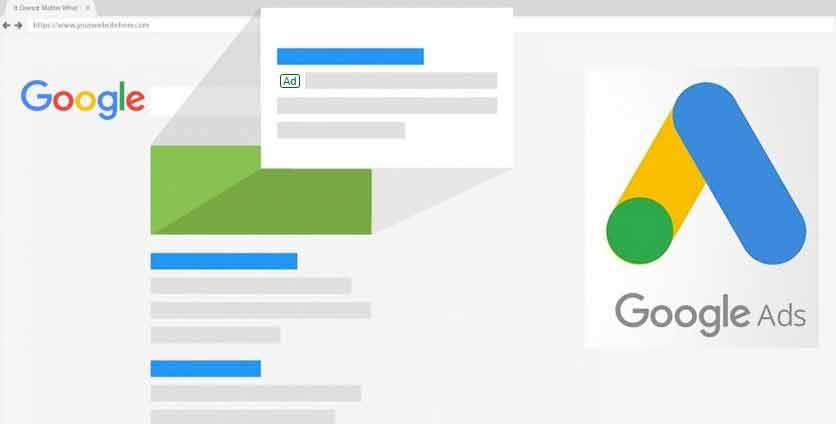 اهمیت تبلیغات در گوگل
