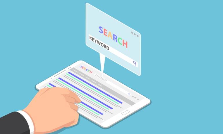 جستجوی کلمات کلیدی برای تبلیغات گوگل ادز