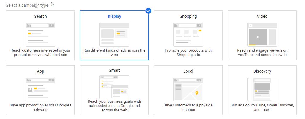 چگونگی تبلیغ در کمپین دیسپلی گوگل ادز