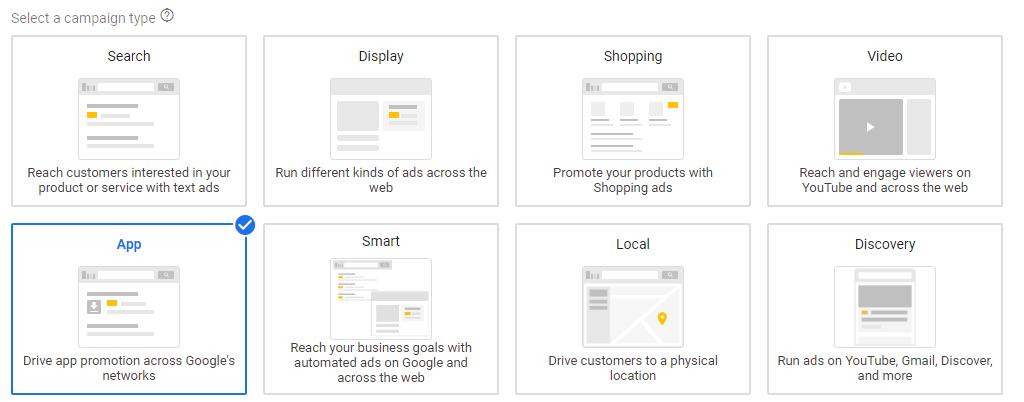 چگونه در کمپین اپلیکیشن گوگل ادز تبلیغ کنیم؟