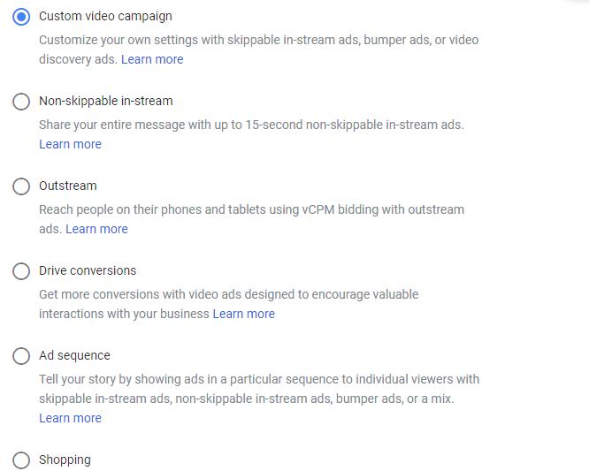 انتخاب بهترین گزینه از کمپین ویدیویی برای کسب و کار