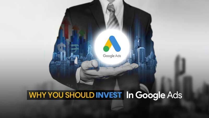 5 دلیل سرمایه گذاری روی تبلیغات گوگل