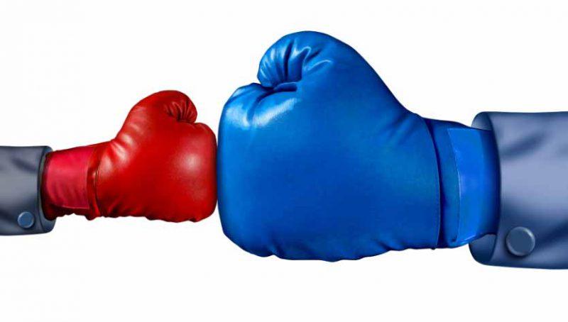 سرمایه گذاری در تبلیغات برای رقابت با شرکت های بزرگ