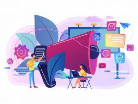 تبلیغات در شبکه های اجتماعی چگونه انجام می شود؟