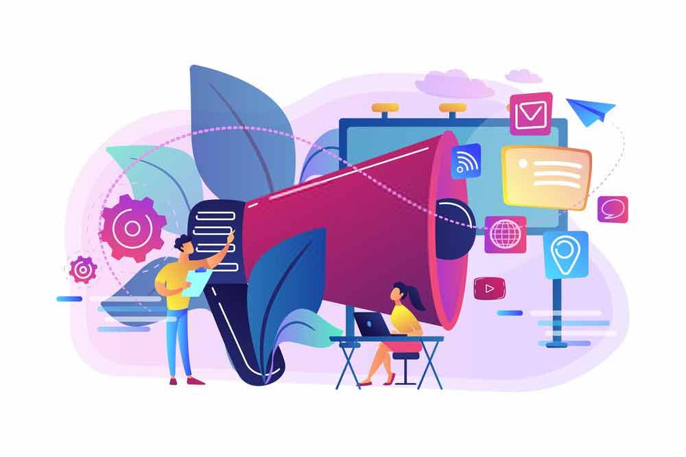 ایجاد هیجان و غوغا در شبکه های اجتماعی برای افزایش فروش اینترنتی