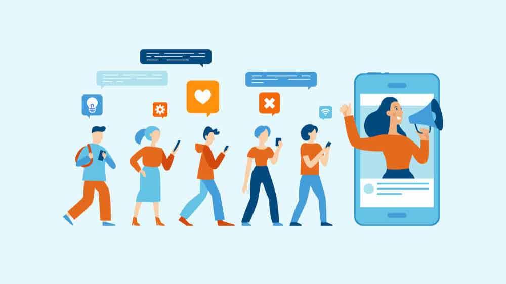 مزایای تبلیغات در شبکه های اجتماعی - چرا باید در شبکه های اجتماعی تبلیغ کنیم؟