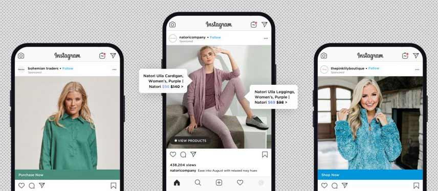 مزایای تبلیغات در شبکه های اجتماعی - کمپین تبلیغاتی اینستاگرام