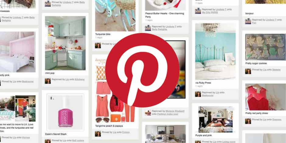 تبلیغ در رسانه اجتماعی پینترست