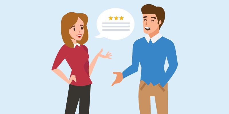 با استفاده از مشتریان وفادار خود میتوانید جذب مشتری انجام دهید - شیوه های بازاریابی دهان به دهان