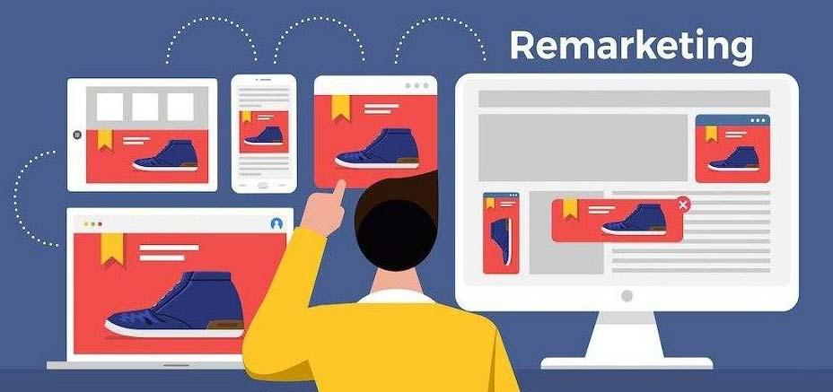 تبلیغات ریمارکتینگ یکی از روش های تبلیغات سایت است