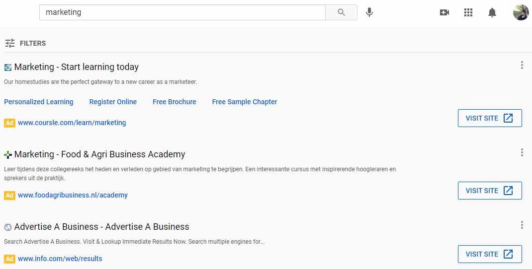 چگونه سایت خود را تبلیغ کنیم؟ مثالی از تبلیغات ویدیویی در شبکه تبلیغاتی یوتیوب