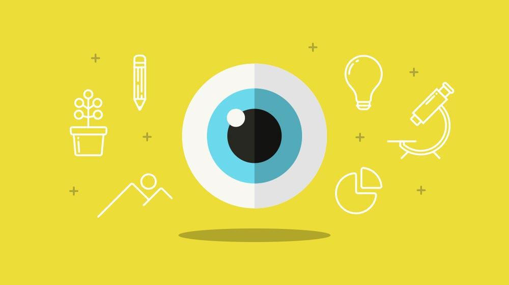 چگونه وب سایت خود را تبلیغ کنیم؟ عناصر بصری تاثیر بسزایی در تبلیغات سایت دارد